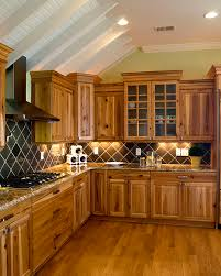 knot on call traditional kitchen