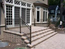 painting wrought iron railing removing paint from fence best way to spray