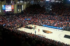 Gill Coliseum Wikipedia