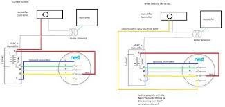 wiring diagram humidifier nest thermostat and how throughout wire wiring diagram for nest thermostat e at Wiring Diagram For Nest Thermostat