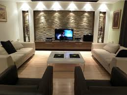 living room decorating ideas wall mount tv