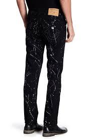 True Religion Plus Size Chart True Religion Paint Splatter Black Skinny Jeans Nordstrom Rack
