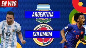 DirecTV Sports] Colombia vs Argentina ...