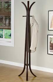 mak u shaped modern coat rack — home designing