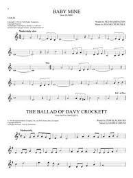 From blues dialogues little elegy in d minor for solo violin (date currently unknown) engraving style: 101 Disney Songs Violin Solo Musicroom Com