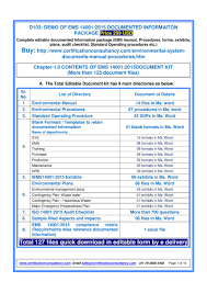 9 Training Plan Examples In Word Pdf Documentation Templates For ISO 2424 PDF Flipbook 21