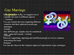 gay marriage research paper define the type of your paper 4