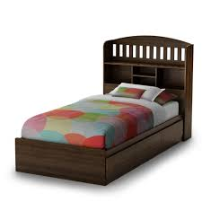 Beds With Headboards Bodyminduniversity Org Twin Bed Storage And Bookcase  Headboard Home Interior