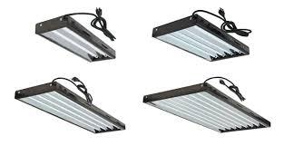T5 Fluorescent Light Fixtures Ultragrow T5 Fluorescent Fixture