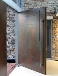 metal front doorsEntry Doors Design Katnich Building Amp Design Metal Front