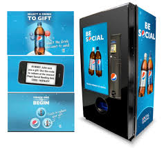 Pepsi Social Vending Machine Inspiration Surprise Your Friend With A Free Pepsi Bottle Watch To Know More