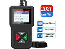 obd2 scanner ya 101 car code reader for