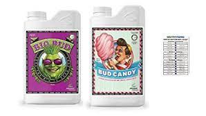 Bud Candy Feeding Chart Amazon Com Advanced Nutrients Organic Big Bud And Organic