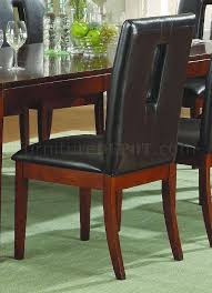 elmhurst dining table. 1410-92 elmhurst dining table in cherry by homelegance w/options e
