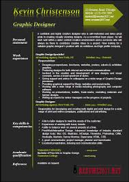 12+ Graphic Designer Cv Sample – Andy Eggers