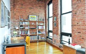 hanging shelves in brick leaning bookshelf design possibilities casual with a hint of originality hanging shelves hanging shelves in brick