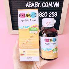 Siro Pediakid dành cho trẻ biếng ăn (>6m)   Vitamin,Thực phẩm chức năng