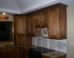 Special Walnut Stained Oak Kitchen Cabinets Bertch Natural Maple
