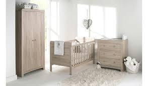 East Coast Fontana Nursery Furniture Roomset Wardrobes