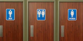 school bathroom door. School Bathroom Door O