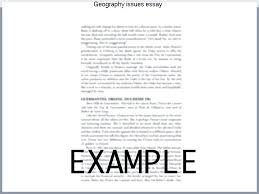 Photo Essay Ideas Geography Essay Examples Oral History Essay Reflection Geography