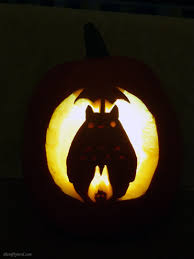 Totoro Pumpkin Designs Nerdy Pumpkin Carving Templates Lotr Lego Star Trek More