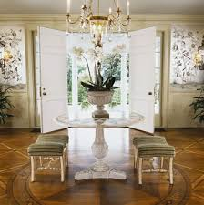 table for foyer. Contemporary Round Table Foyer New House Unfortunately Has No Foyer. Thinking Of Adding A For
