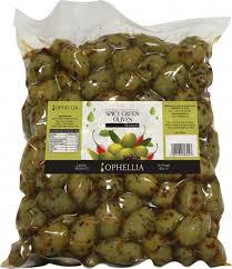 <b>Овощные консервы Ophellia</b> Jumbo <b>Оливки</b> Каламата с острыми ...