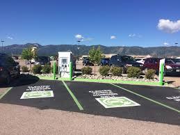 Walmart Colorado Springs Colorado Springs Ev Club Monument Walmart Gets Ev Friendly