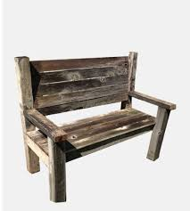 industrial reclaimed wood furniture. reclaimed wood bench industrial furniture