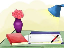 how to write a last minute essay pictures wikihow image titled write a last minute essay step 02