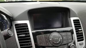 SOLVED: Chevy Cruze GM Black Screen, No Display, Radio, MyLink ...