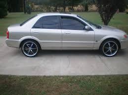 Mazda Protege. price, modifications, pictures. MoiBibiki