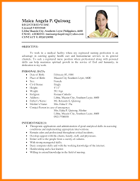 Curriculum Vitae Sample Format Inspiration Curriculum Vitae Sample Philippines ideas Of Resume Samples Format