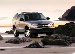 2001 Chevrolet Blazer – pictures, information and specs - Auto ...