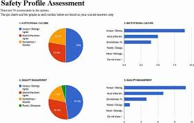 Spa Chart Pie Chart And Bar Graph Output From The Safety Profile