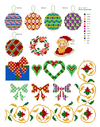 Chart Cross Stitch Free Free Holiday Cross Stitch Charts