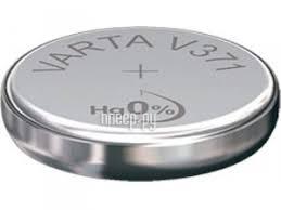 <b>Батарейка</b> V371 - <b>Varta</b> SR920SW 0371 101111