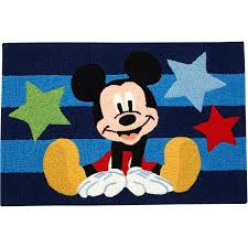 disney disney usa products mickey mouse rug mat lagg children boys girls baby capdase disney mickey mouse rug