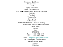 apstate characteristics of a good essay FC