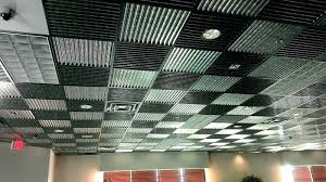 corrugated metal panels for interior