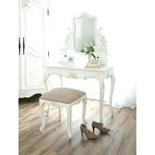 White Bedroom Vanity Set Small Bedroom Vanity On A Budget With Use ...