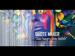 Quote Maker Quote Creator App Su Google Play Delectable Quote Maker App