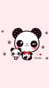 Cute Panda iPhone Wallpapers on ...