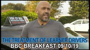 The Treatment of Learner Drivers | BBC Breakfast 09/10/19 - YouTube