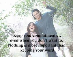 Keep Your Word Quotes Stunning Best Keep Your Word Quotes Never Lose Your Credibility EnkiQuotes