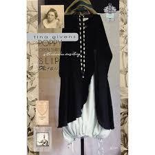 Tina Givens Patterns Beauteous TINA GIVENS POPPY SHIRT SLIP Sewing Pattern 4848 PicClick