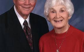 ANNIVERSARY: Dona Rae Olimb and Edmun Rutherford   Grand Forks Herald