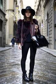 21 super chic short fur coat outfits to feel warm in winter