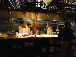 restaurant open kitchen. Open Kitchen Restaurant Interior Design Of Red Rooster Harlem, New York I